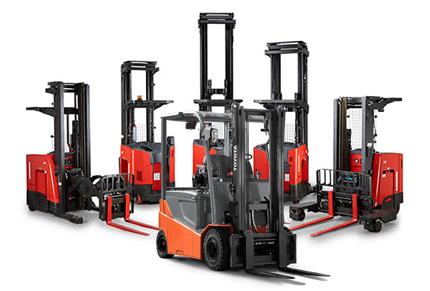 Forklift ve Tralander Kiralama